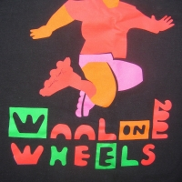 Waal on Wheels - T-shirt